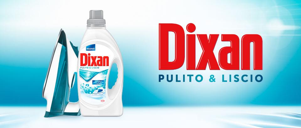 DIXAN PULITO & LISCIO